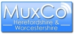 MuxCo Herefordshire and Worcestershire logo