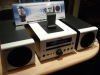 Yamaha MCR-140 DAB digital lifestyle system with iPod dock and wireless iPod transmitter
