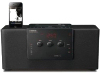 Yamaha TSX-140 tabletop DAB alarm clock radio with iPod dock & CD player