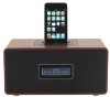 Intempo RDI-02 speaker system with iPod/iPhone dock and DAB FM radio