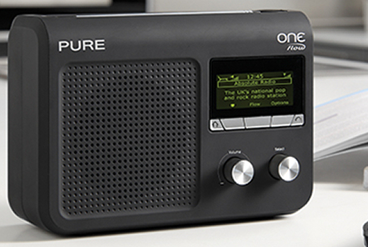 Pure One Flow DAB/wi-fi internet radio