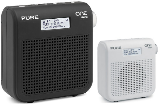 Pure One mini Series II DAB/FM radio