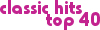 top 40 pop chart and classic hits