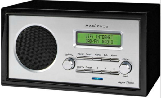 MagicBox Cleaver internet radio