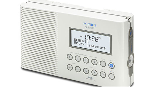 Roberts Splash! DAB and FM battery operated radio
