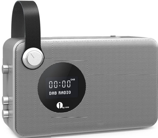clock radio dab