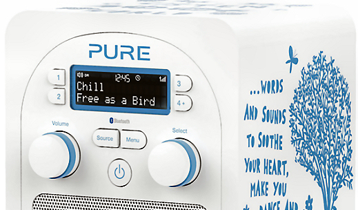 Special Edition Rob Ryan DAB radio