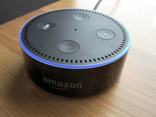 Amazon Echo Dot hands-on review with radio and audio