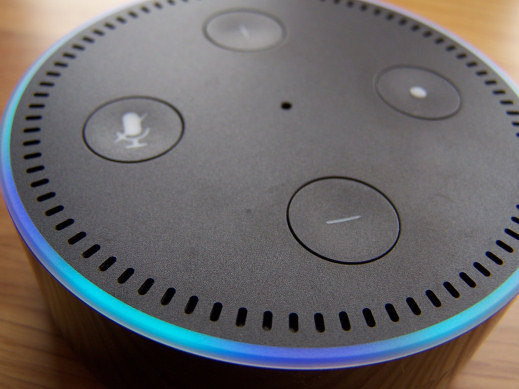 Amazon Echo Dot (second generation) hands-on review with radio and audio