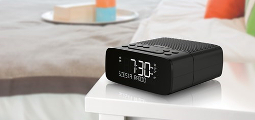 Dab Alarm Clock Radios With Dimmable Displays Bedside