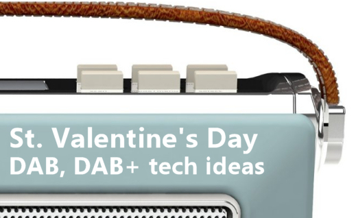 Help me choose a DAB radio for my valentine
