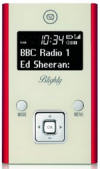 VQ Blighty handheld DAB radio with DAB+