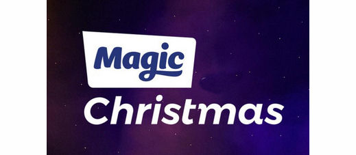 magic christmas radio station unofficial logo - Bay Area Christmas Radio Stations