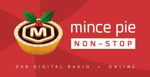 mince pie non stop - Bay Area Christmas Radio Stations