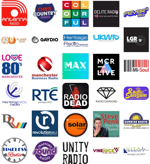 Stations on the Manchester mini DAB bundles are now broadcasting in DAB+