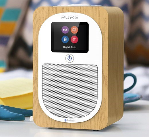 Pure H3 DAB radio with DAB+ and FM