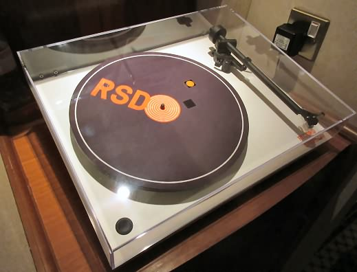 Special Edition Record Store Day turntable from Rega