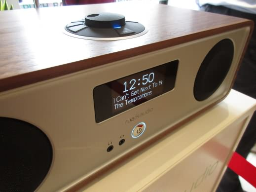 Ruark R2 Mark 3 DAB and DAB+ receiver with internet radio streaming