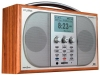 Pure Evoke 3 portable battery/mains operated stereo DAB / FM radio with EPG capability