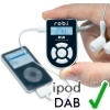 Roberts Robi DAB/FM radio adaptor for iPod