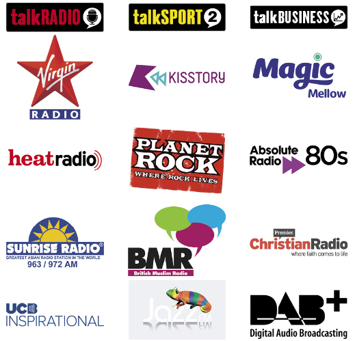 Sound Digital radio stations